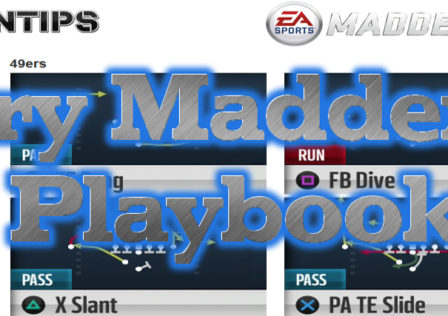 madden 15 playbooks