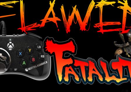mortal kombat x controller review