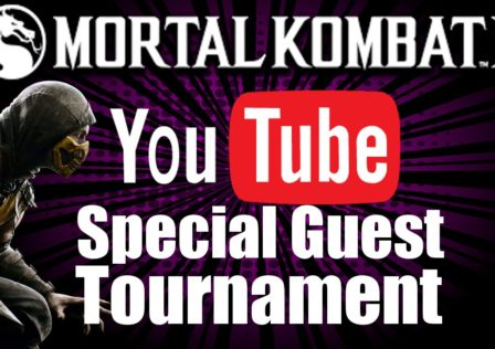 youtubers mortal kombat x