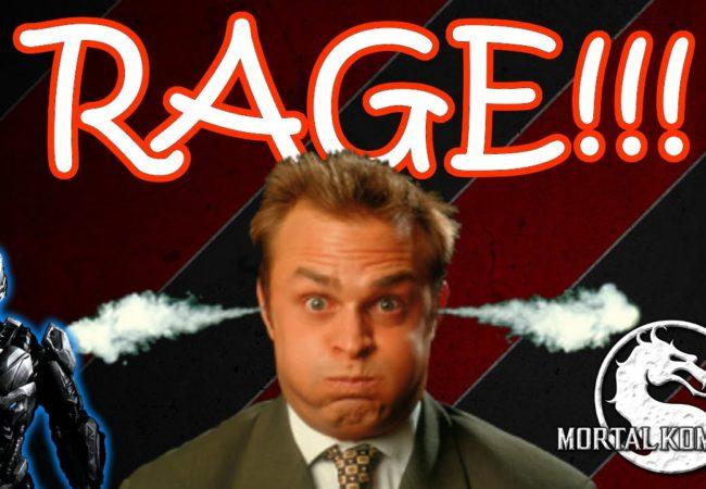 rage quit gleez