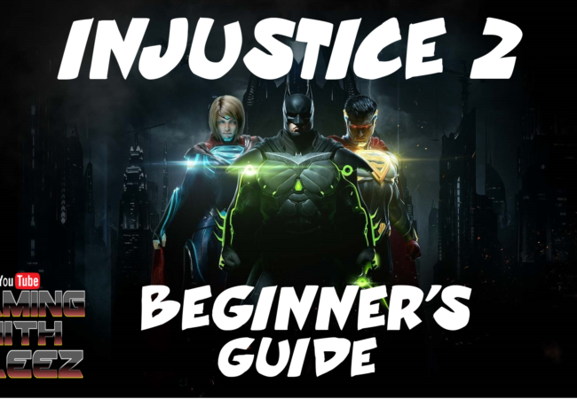 injustice 2 beginners guide