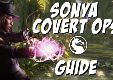sonya covert ops guide
