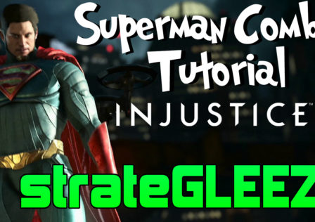superman combo injustice 2
