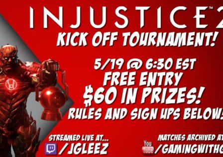 injustice 2 tournament